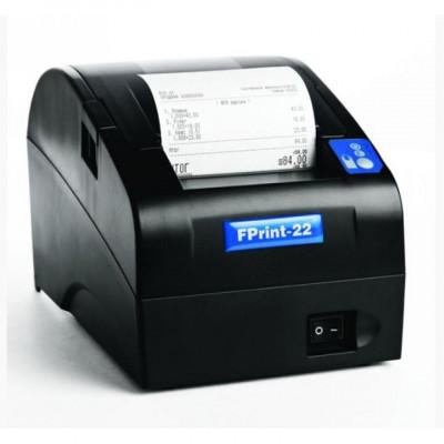 ККТ АТОЛ FPrint-22ПТК. Черный (RS+USB+Ethernet)