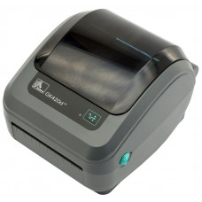 Принтер печати этикеток Zebra GK420t, термотрансферный принтер, 203 dpi, RS232, USB, темно-серый GK42-102520-000