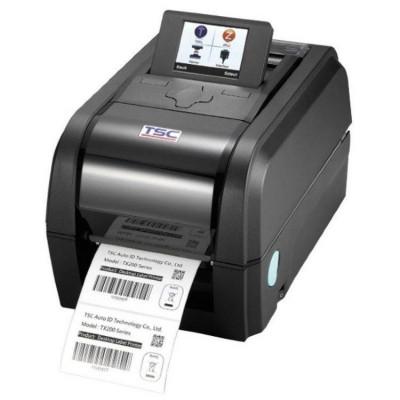 Принтер этикеток (термо, 300dpi) TSC DA320 USB 2.0 + Ethernet + RTC