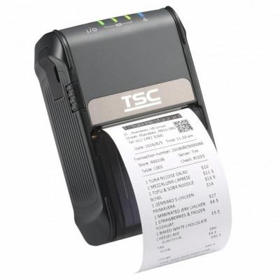 Мобильный термопринтер (термо, 203dpi) TSC ALPHA 2R WiFi