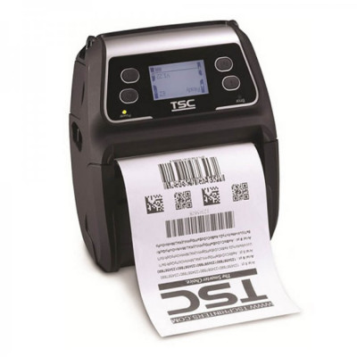 Мобильный (термо, 203dpi) TSC ALPHA 4L LCD-WiFi a/b/g/n