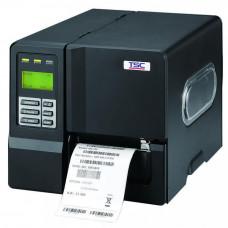 Принтер этикеток (термотрансферный, 300dpi) ME340 LCD Ethernet со встроенным модулем резака