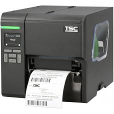 Принтер этикеток (термотрансферный, 300dpi) TSC ML340P, LCD дисплей, WiFi slot-in housing