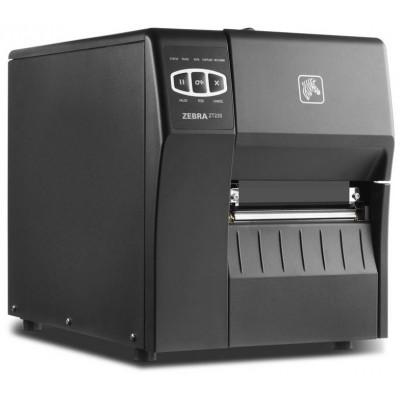 Принтер печати этикеток Zebra ZT220, 203 dpi, RS232, USB, Ethernet (ZT22042-T0E200FZ)